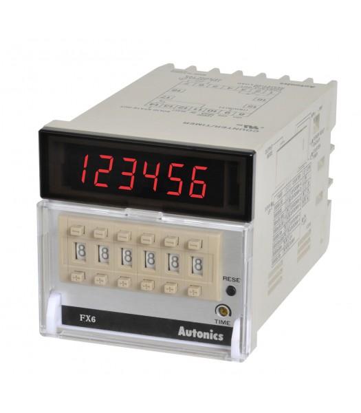 FX6-I-12-24 VAC/DC