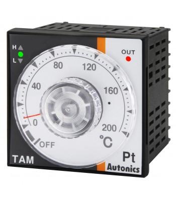 No Alarm Output Single display 4 Digit DIN W48 X H48mm 100-240 VAC PID Control without control output Autonics TC4S-N4N Temp Indicator